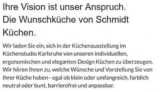 gunstige Küche, Küchen kaufen, Küchenfinanzierung in  Weisenbach